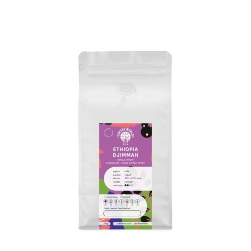 Ethiopia Djimmah Coffee
