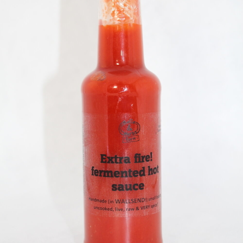 Fermented 'Extra Fire' Hot (chili) Sauce