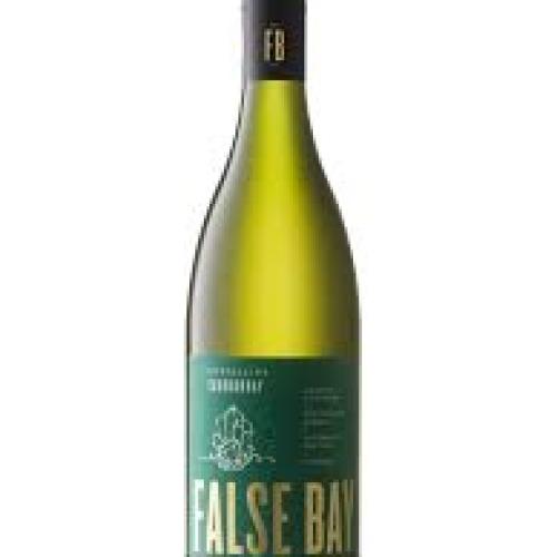 False Bay 'Crystalline' Chardonnay, Coastal Region 2020