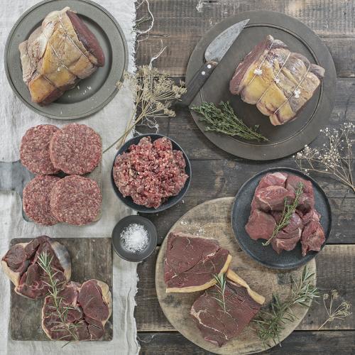 Native Feast Beef Box