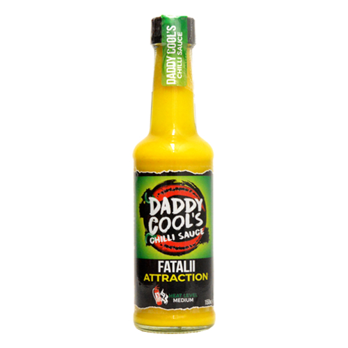 Fatalii Attraction Medium Chilli Sauce