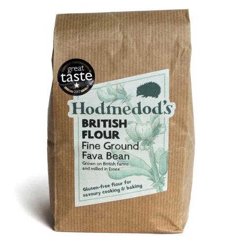 Organic Fava Bean Flour