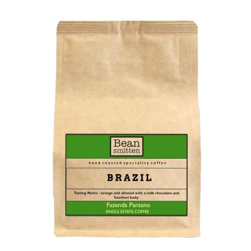 Brazil Fazenda Pantano Hand Roasted Coffee Beans