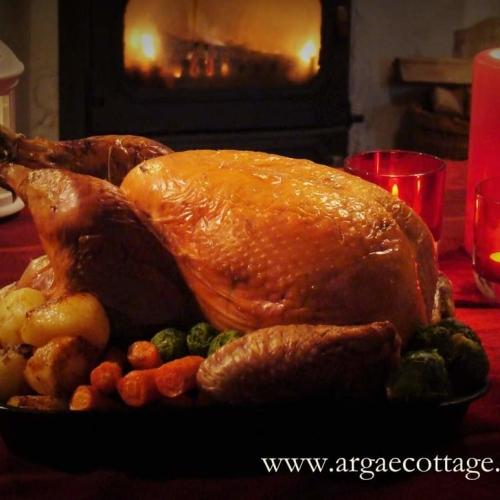 Free Range Bronze Christmas Turkey