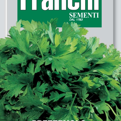 Franchi Parsley Gigante of Naples