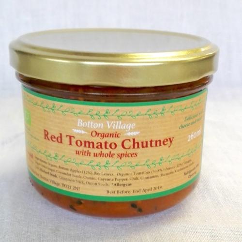 Red Tomato Chutney, Organic