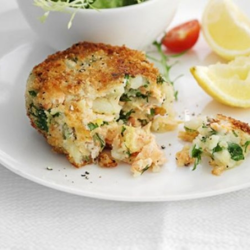 FISH CAKES (Home Made)