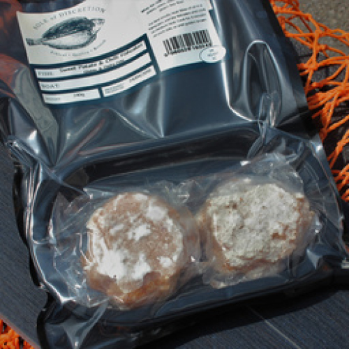 FISHCAKES - SWEET POTATO & CHILLI frozen