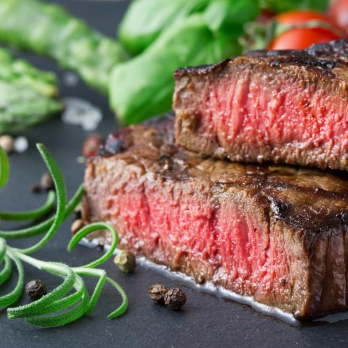 Best Braising Steak - Sliced