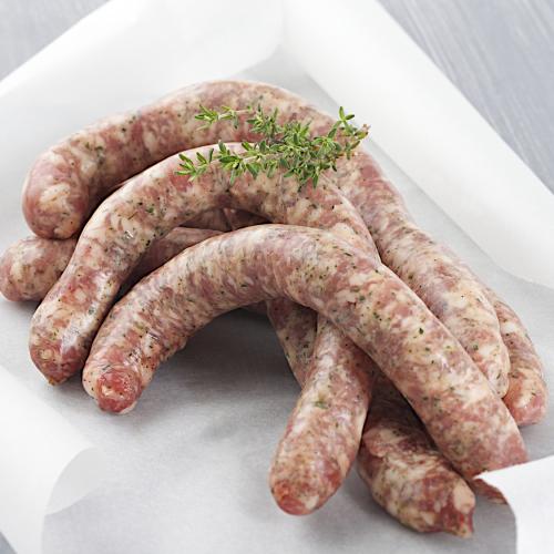 Traditional Pork Chipolata Sausages