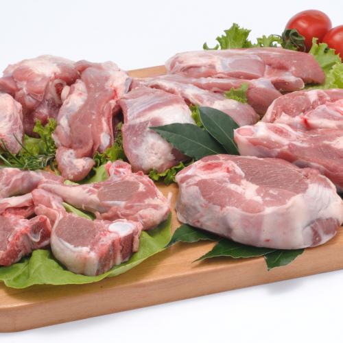 Organic lamb box (frozen lamb)