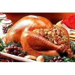 Free Range Bronze Turkey 18-20 people