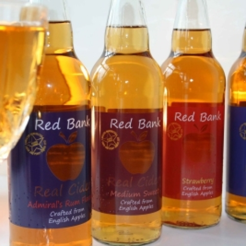 Case of 12 Mixed Real Cider