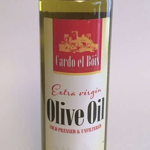 Extra Virgin Olive Oil (Catalan)