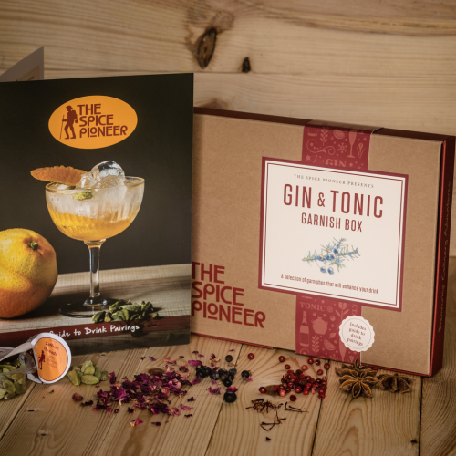Gin & Tonic Garnish Box
