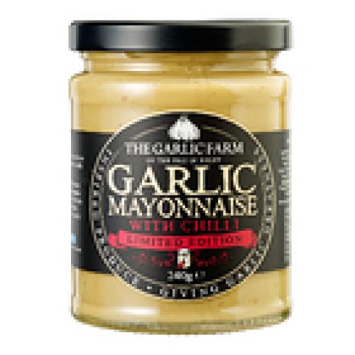 Garlic Farm Garlic Mayonnaise with Chilli