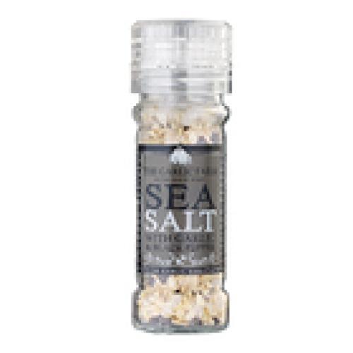 Garlic Farm Garlic Sea Salt with Black Pepper