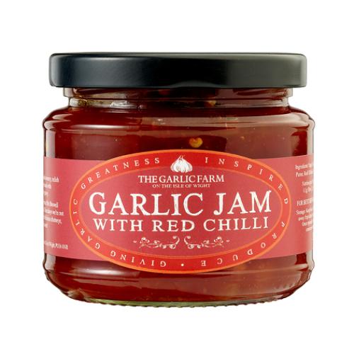 Garlic farm Garlic Jam with Chilli