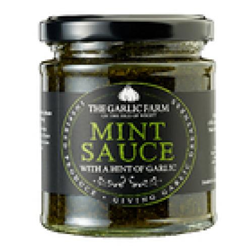 Garlic Farm Mint Sauce with Garlic