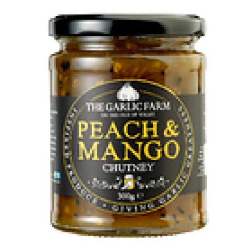 Garlic Farm Peach and Mango