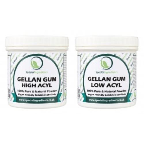 Special Ingredients Gellan Gum Type F 50g & Gellan Gum LT100 50g