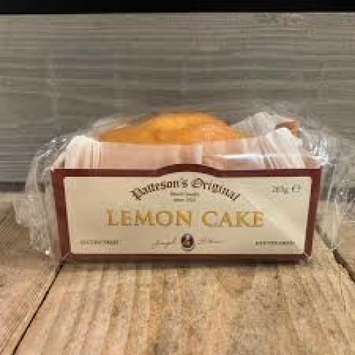 Patteson's GF lemon cake
