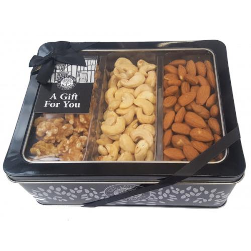 Luxury Gift Tin - Whole Nut Selection
