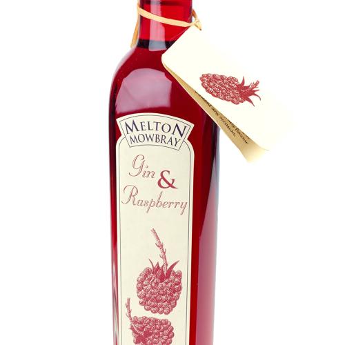 Gin & Raspberry Liqueur