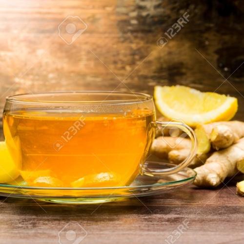 Lemon & Ginger Brew