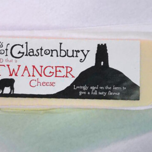 Glastonbury Twanger Mature Sharp Cheddar