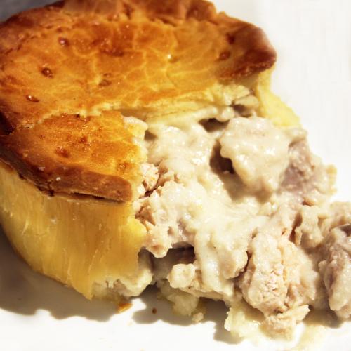 Crème de la Hen Pie (GLUTEN FREE)