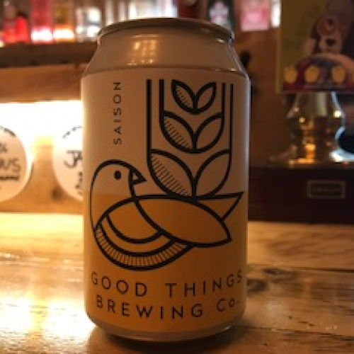 Good Things Brewing Co. - Saison