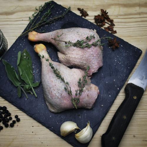 Goosnargh Duck Legs