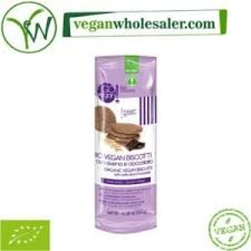 GoVegan! Biscuits • Oats & Chocolate