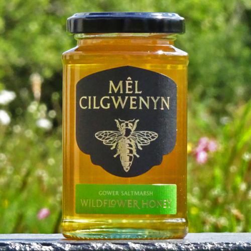 Gower Saltmarsh Wildflower Honey