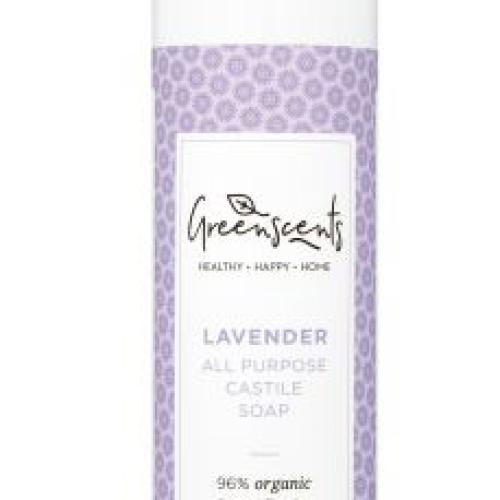 GREENSCENTS All Purpose Castile Soap