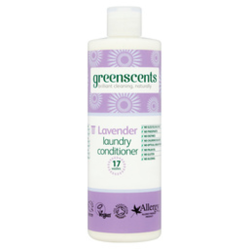 GREENSCENTS LAVENDER LAUNDRY CONDITIONER