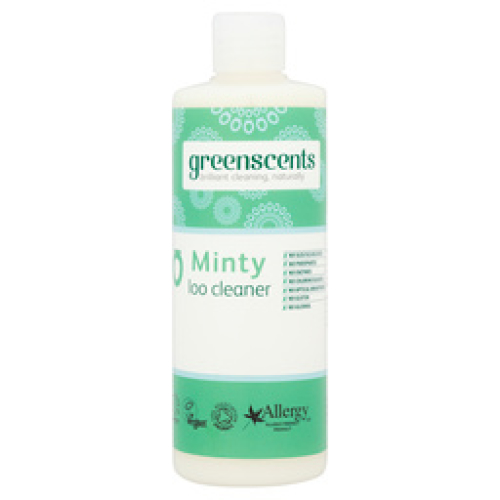 GREENSCENTS MINTY LOO CLEANER