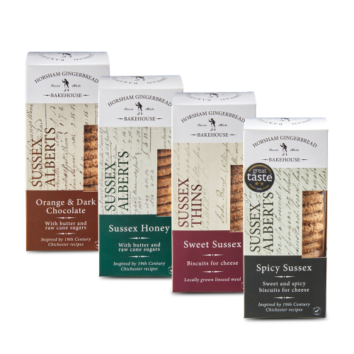 MIX N' MATCH – 4 BISCUIT BOXES (GLUTEN FREE)