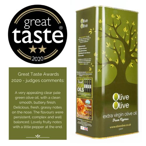 2020-2021 season Extra Virgin Olive Oil 5lt