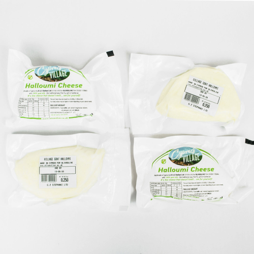 Cyprus Village Halloumi Cheese 1kg