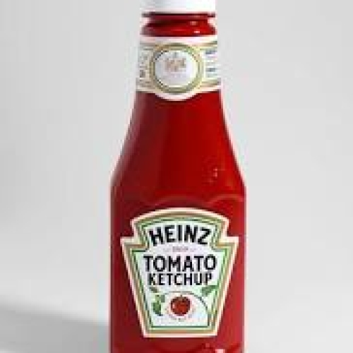 Heinz tomato ketchup /t