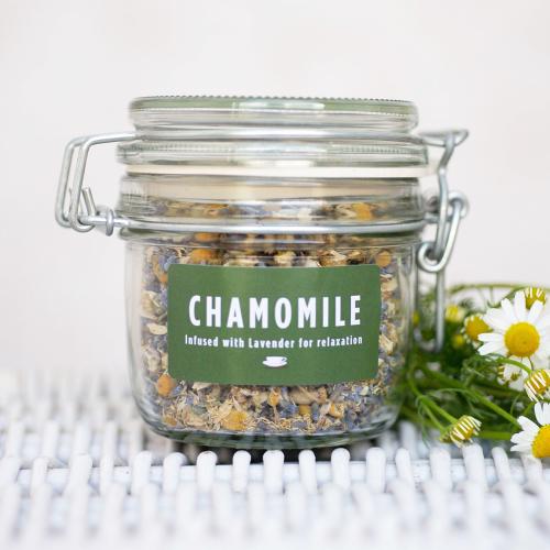 Chamomile Herbal Tea Blend