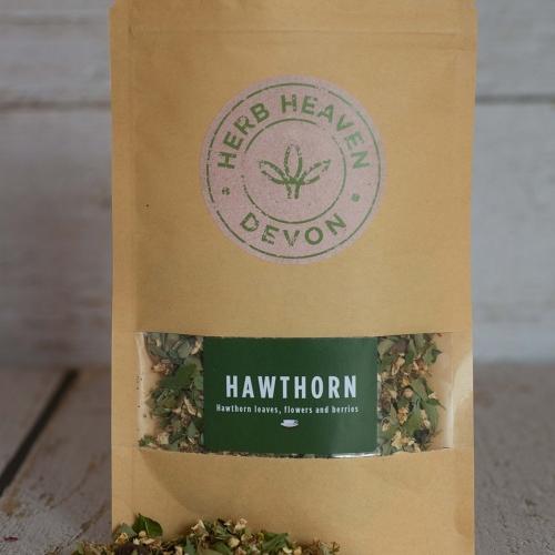 Hawthorn Herbal Tea Blend-Refil Pouch