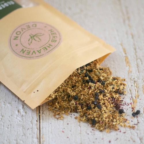 Elderflower Herbal Tea Blend