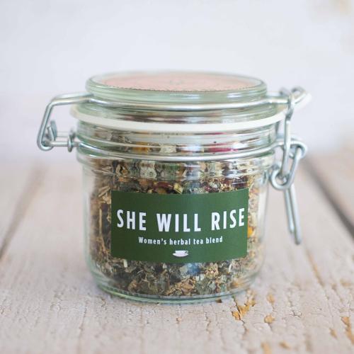 She Will Rise Herbal Tea Blend