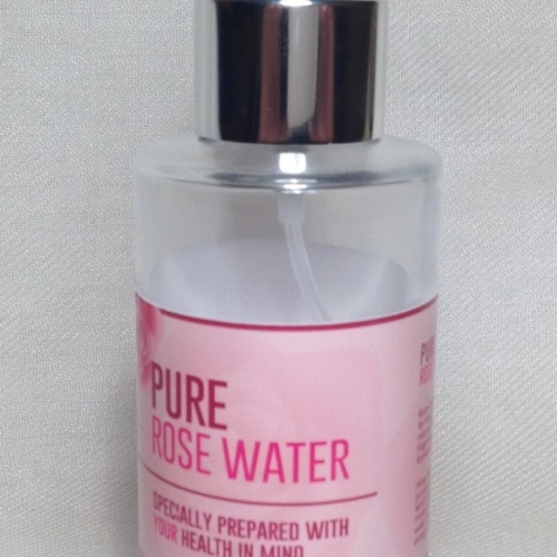 100% Pure Rosewater otta Moroccan persian