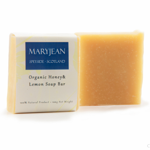 Honey and Lemon Soap Bar