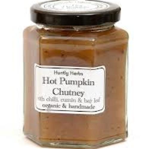Hot Pumpkin Chutney