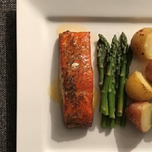 Kiln Roasted Salmon